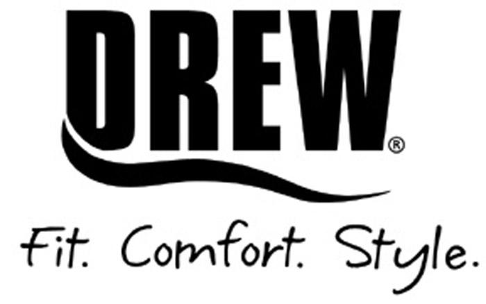 Drew Footwear Logo