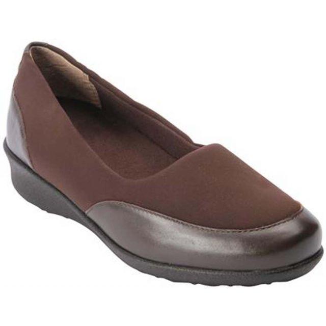 Drew Shoe London - Women's Slip On Wedge