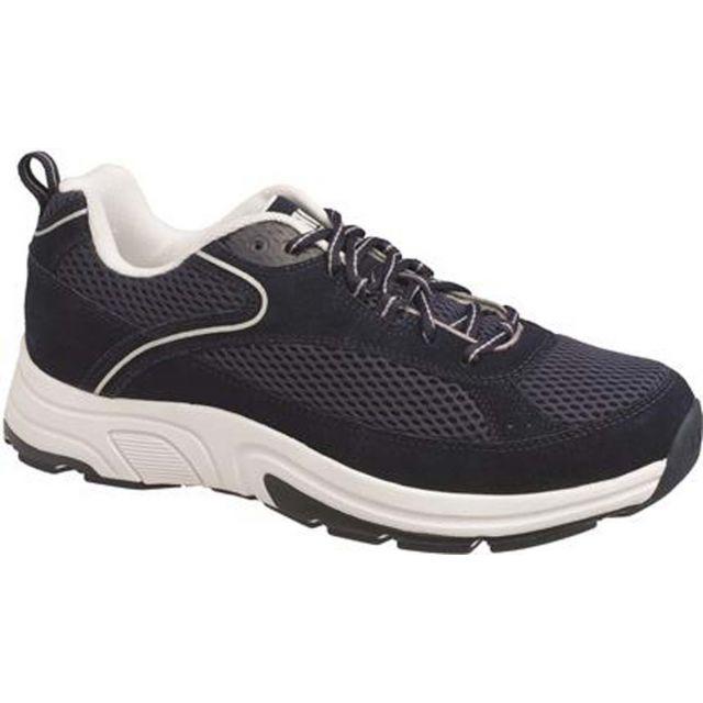 Drew Shoe Aaron - Men's Orthotics Lace-Up Athletic
