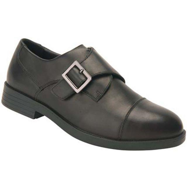 Drew Shoe Canton - Men's Velcro Strap Oxfords