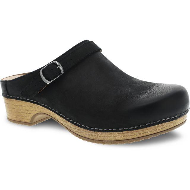 Dansko Berry Women's Adjustable Ankle Strap Mule