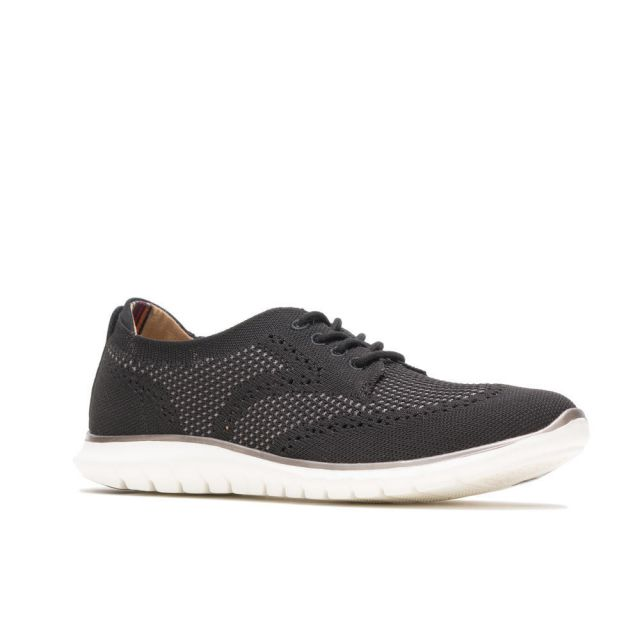 Hush Puppies Tricia Wingtip Knit Sneakers Womens