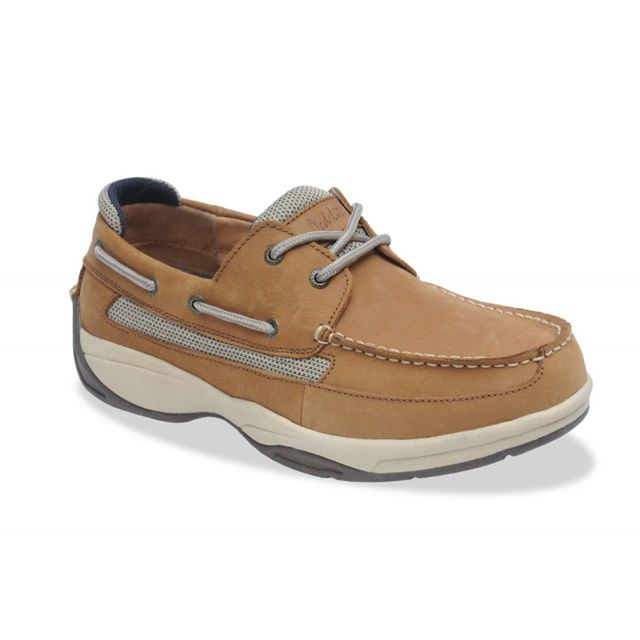 Ped-Lite Oliver Lace Men's Boat Shoe