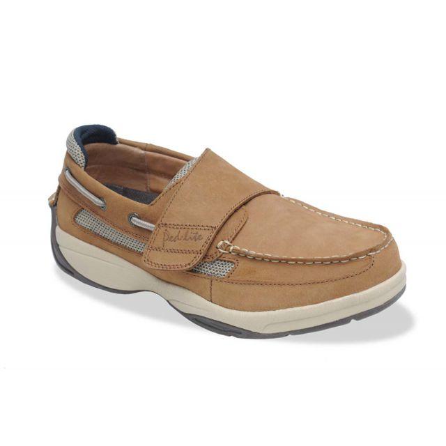 Ped-Lite Oliver Strap Men's Boat Shoe
