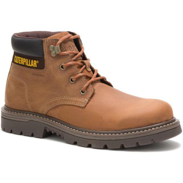 CAT -  Caterpillar Men's Outbase Waterproof Work Boot