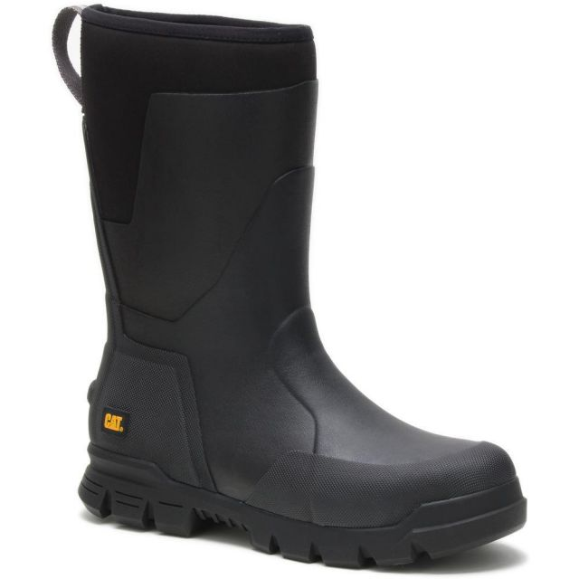 "CAT - Caterpillar Stormers 11"" Rubber Work Boot (Unisex)"