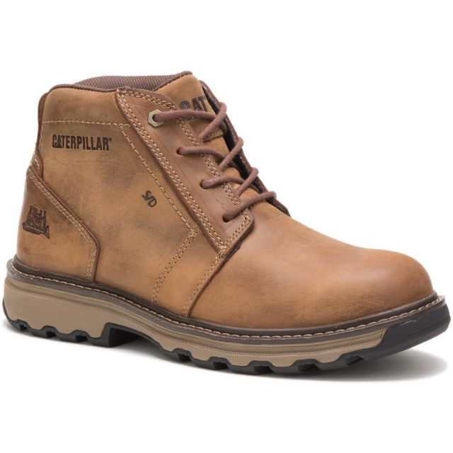 CAT-Caterpillar Men's Parker P74074 Work Boot