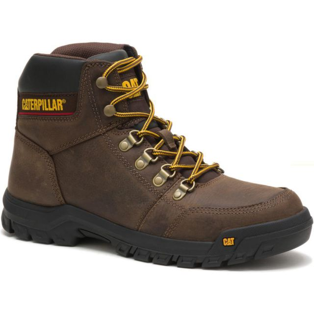 CAT - Caterpillar Men's Outline Work Boot
