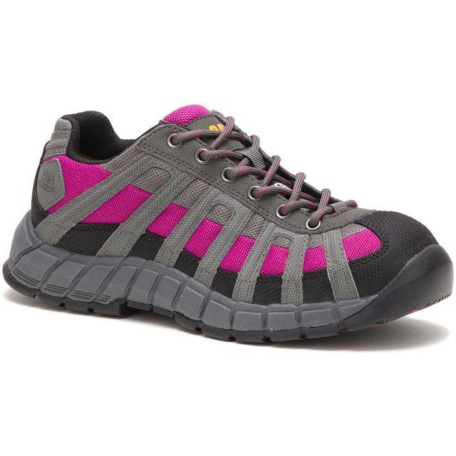 CAT - Caterpillar Women's Switch Steel Toe Work Shoe