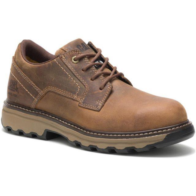 CAT - Caterpillar Men's Tyndall Steel Toe Work Shoe