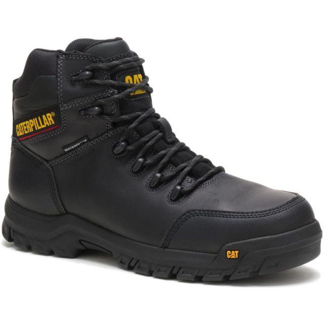 CAT - Caterpillar Men's Resorption Waterproof Composite Toe Work Boot
