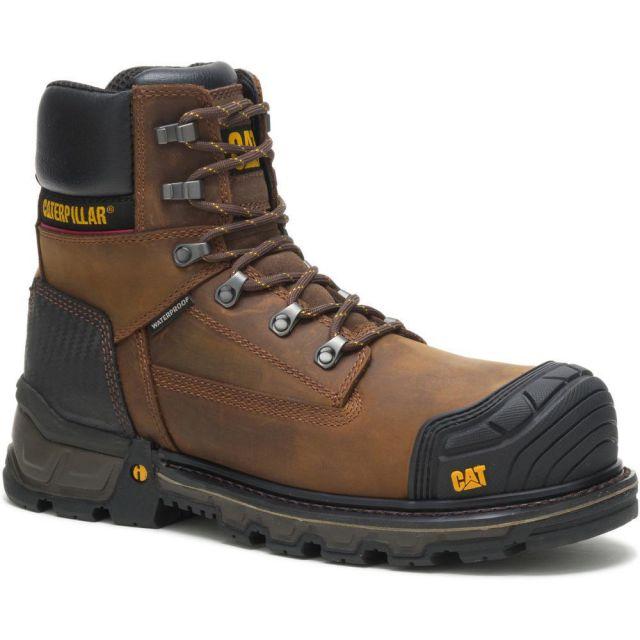 """CAT - Caterpillar Men's Excavator XL 6"""" Waterproof Work Boot"""
