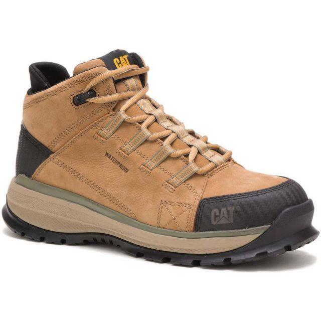 Caterpillar Utilize Waterproof Alloy Toe Men's Work Boot