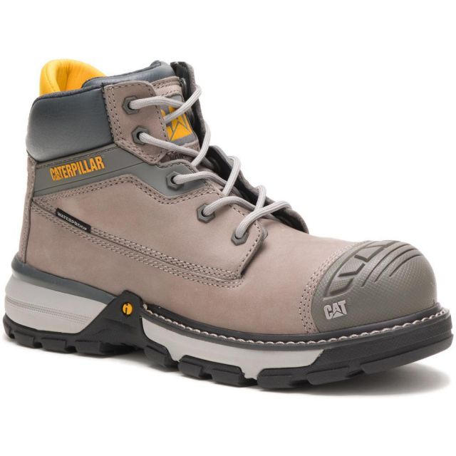 CAT - Caterpillar Men's Excavator Superlite Waterproof Work Boot
