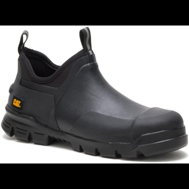 CAT - Caterpillar Stormers Steel Toe Rubber Work Shoe (Unisex)