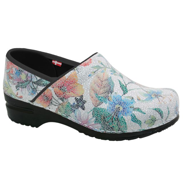 Sanita Pro.White-Sanita-Women-Clog