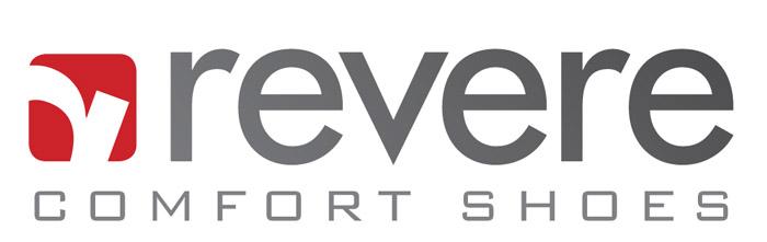 Revere Shoes Footwear Logo
